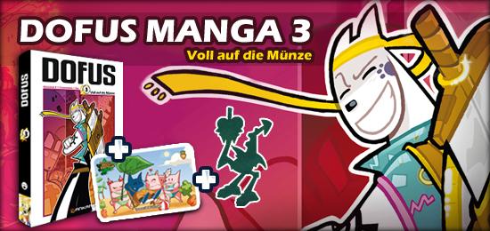 DOFUS Manga 3