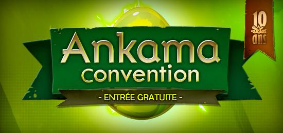 entr e gratuite pour ankama convention forum dofus. Black Bedroom Furniture Sets. Home Design Ideas