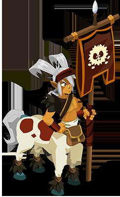 Dofus 2.13 - Guerre des Guildes Perco