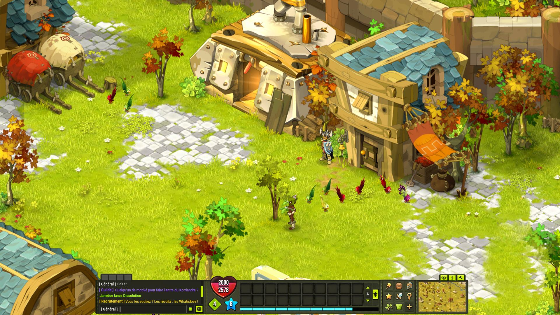 Refonte interface : Un jeu très épuré ! 01-hud-normal