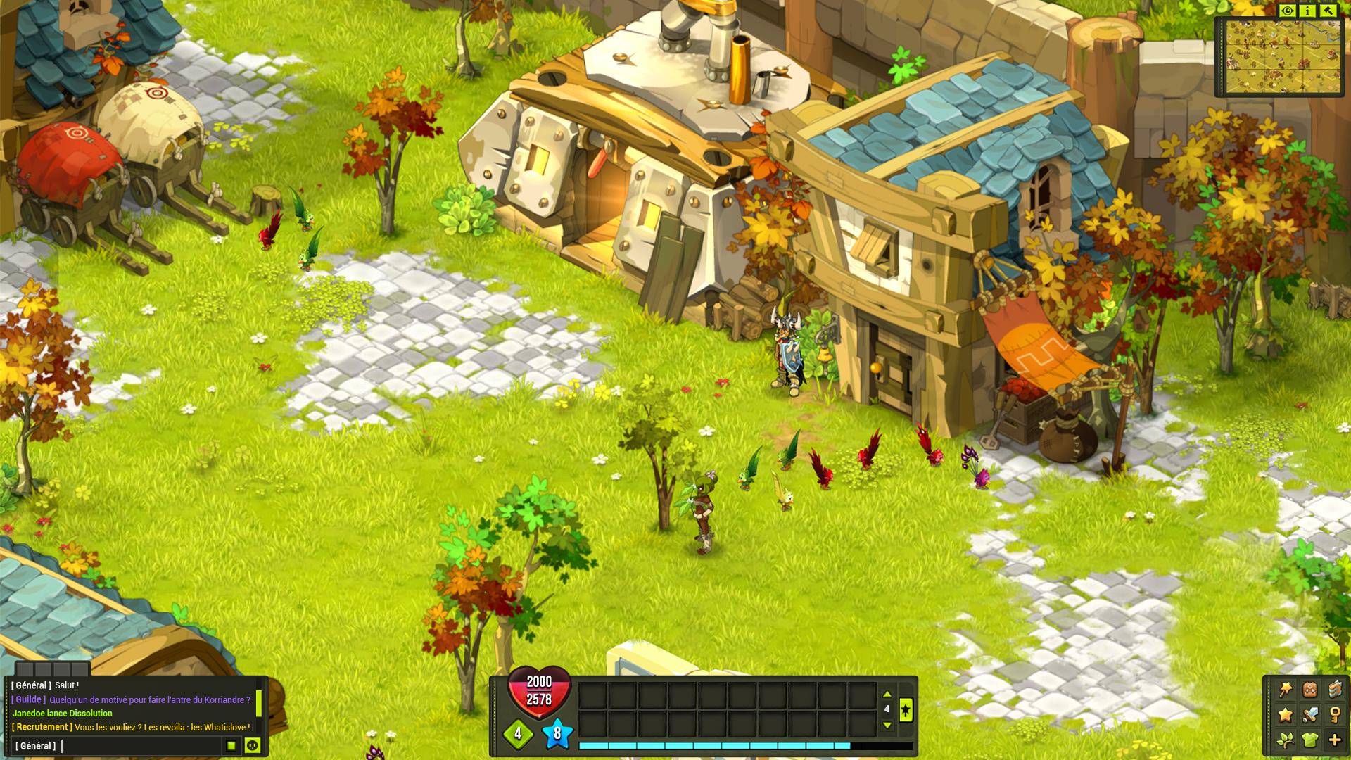 Refonte interface : Un jeu très épuré ! 02-hud-splited