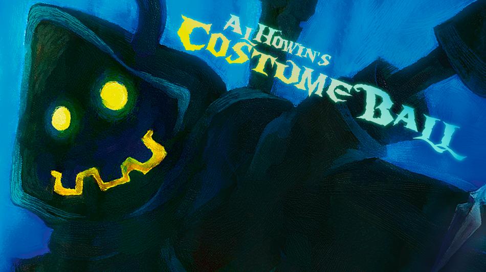 [Contest] Al Howin Costume Ball - Forum - DOFUS: the strategic MMORPG.
