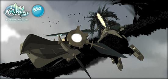 El Cuervo Negro