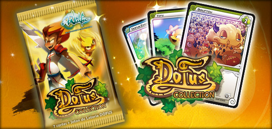 Carrousel DOFUS Collection