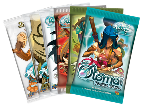 Boosters WAKFU TCG