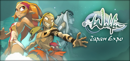 WAKFU à Japan Expo !