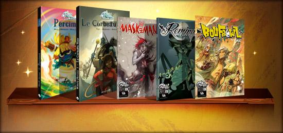 WAKFU BD Comics