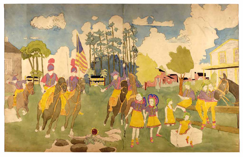 henry darger_expo HEY!